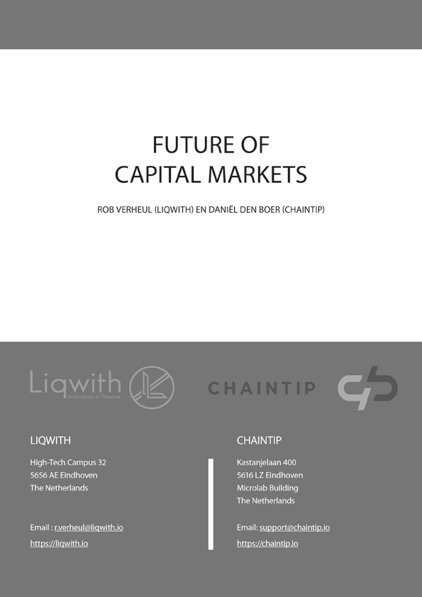 Position Paper New Capital Markets V1