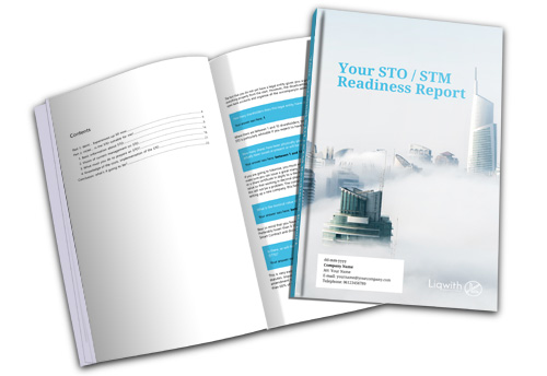 STO/STM Readiness Report cover